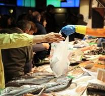 La actividad de distribuidoras de pescados y mariscos aumenta un 10% esta Navidad