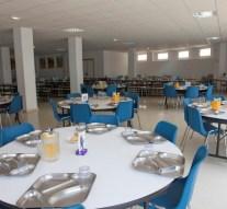 ¿Cómo trabaja una empresa de limpieza en un comedor escolar?