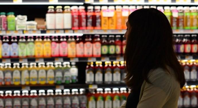 Descenso de productos innovadores lanzados por el sector del gran consumo en España