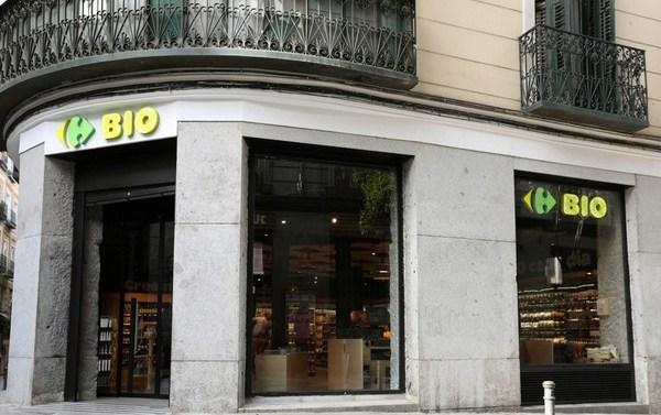 Abre Carrefour Bio, primer establecimiento de productos orgánicos de la marca en España