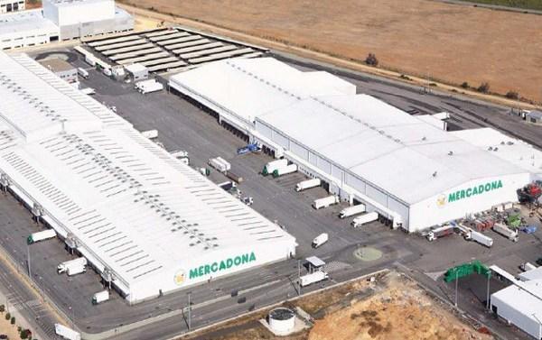 Eficiencia logística y reducción del esfuerzo físico, objetivos del nuevo bloque logístico de Mercadona