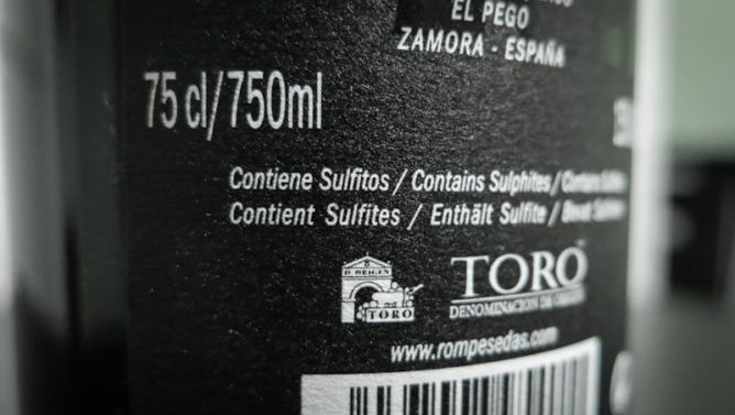 ¿Qué son los sulfitos y por qué debemos tener cuidado con ellos?