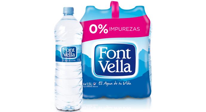 Los clientes de Font Vella en Casa aumentan un 65%