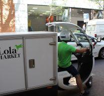Lola Market y Scoobic se unen para el reparto sostenible