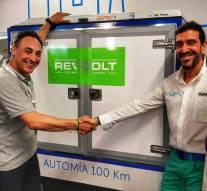 Revoolt incorpora un nuevo modelo a su flota de reparto sostenible