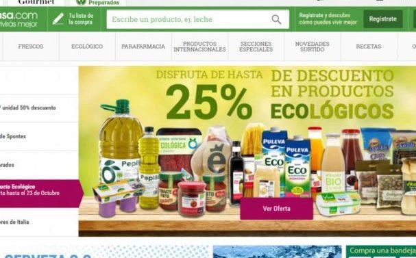 El supermercado online Tudespensa.com echa el cierre definitivamente