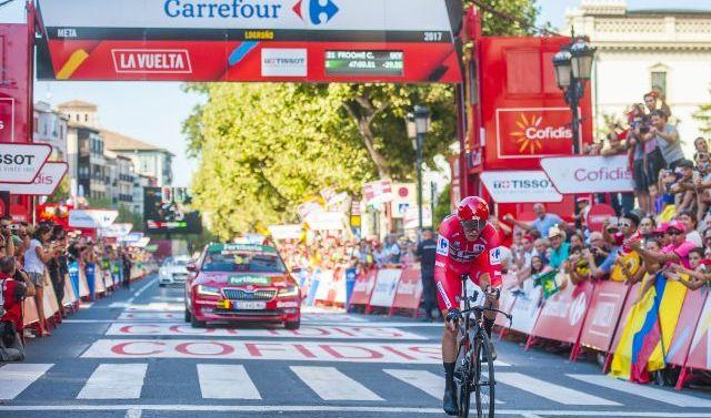 Carrefour, patrocinador principal de la Vuelta