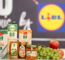 Lidl lidera las ventas bio en España