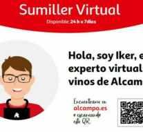 Auchan estrena sumiller virtual llamado Iker