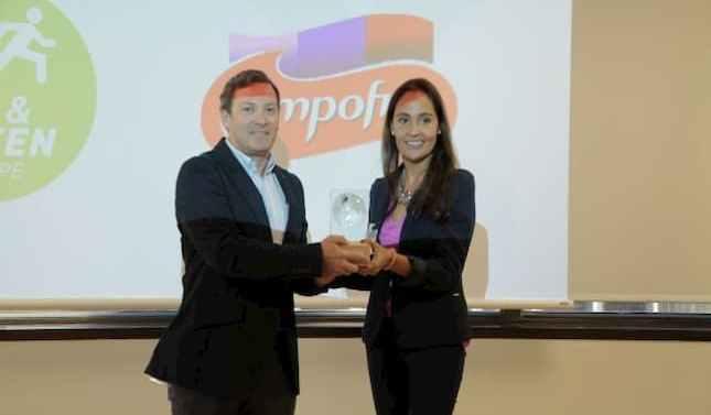 Campofrío recibe el premio Lean&Green
