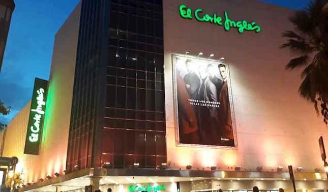 El Corte Inglés aumenta sus ventas y márgenes en 2019