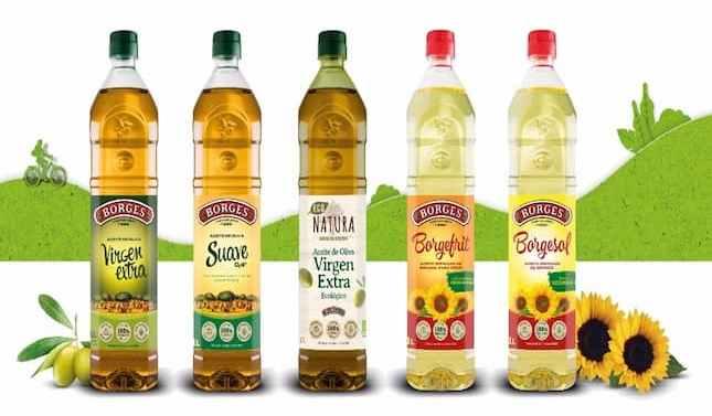 Borges, pionera en el sector del aceite al lanzar una botella rPet con un 25% de plástico reciclado