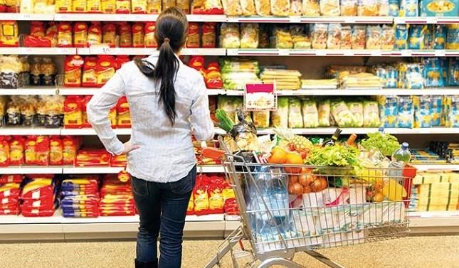 Los españoles gastamos cada vez más en alimentación