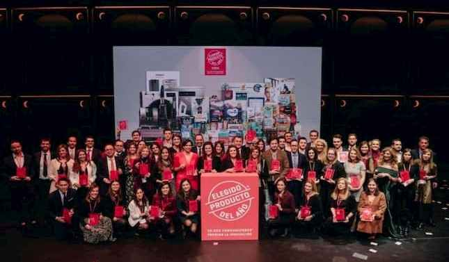 54 innovaciones galardonadas en el  Producto del Año 2020