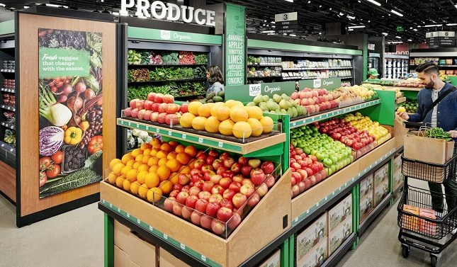 Amazon abre Go Grocery, su primer supermercado sin cajeros