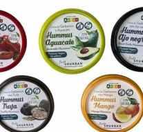 Taste Shukran llega a un acuerdo con Carrefour para distribuir sus hummus en más de 300 tiendas