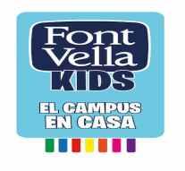 Font Vella ameniza el confinamiento de los más pequeños con un campus virtual
