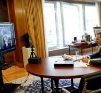 Oleoestepa representa al sector oleícola en una videoconferencia con Felipe VI
