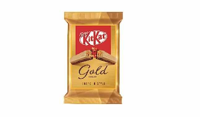 Nestlé presenta el nuevo KitKat Gold