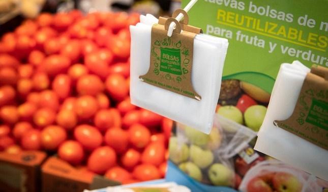 Lidl se suma a la moda de la bolsa de malla para frutas y verduras