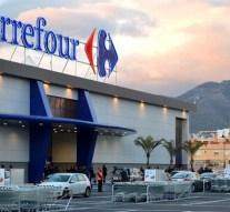 Carrefour, primera en el ránking de notoriedad de los supermercados