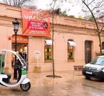 Revoolt repartirá los productos ecológicos de Veritas en Barcelona