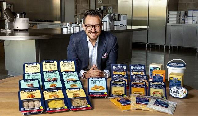 Flax & Kale presenta una gama completa de carnes y quesos plant-based