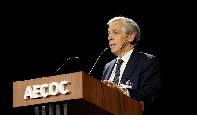 Javier Campo deja la presidencia de Aecoc y le sucede Ignacio González