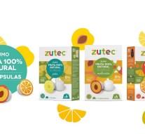Zutec presenta las primeras cápsulas para preparar zumo 100% natural