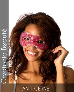 masque froid décongestionnant yeux anti cerne et poches