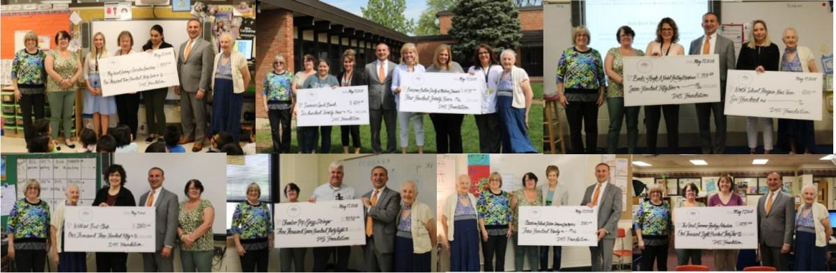 2018-19 Grants Awarded