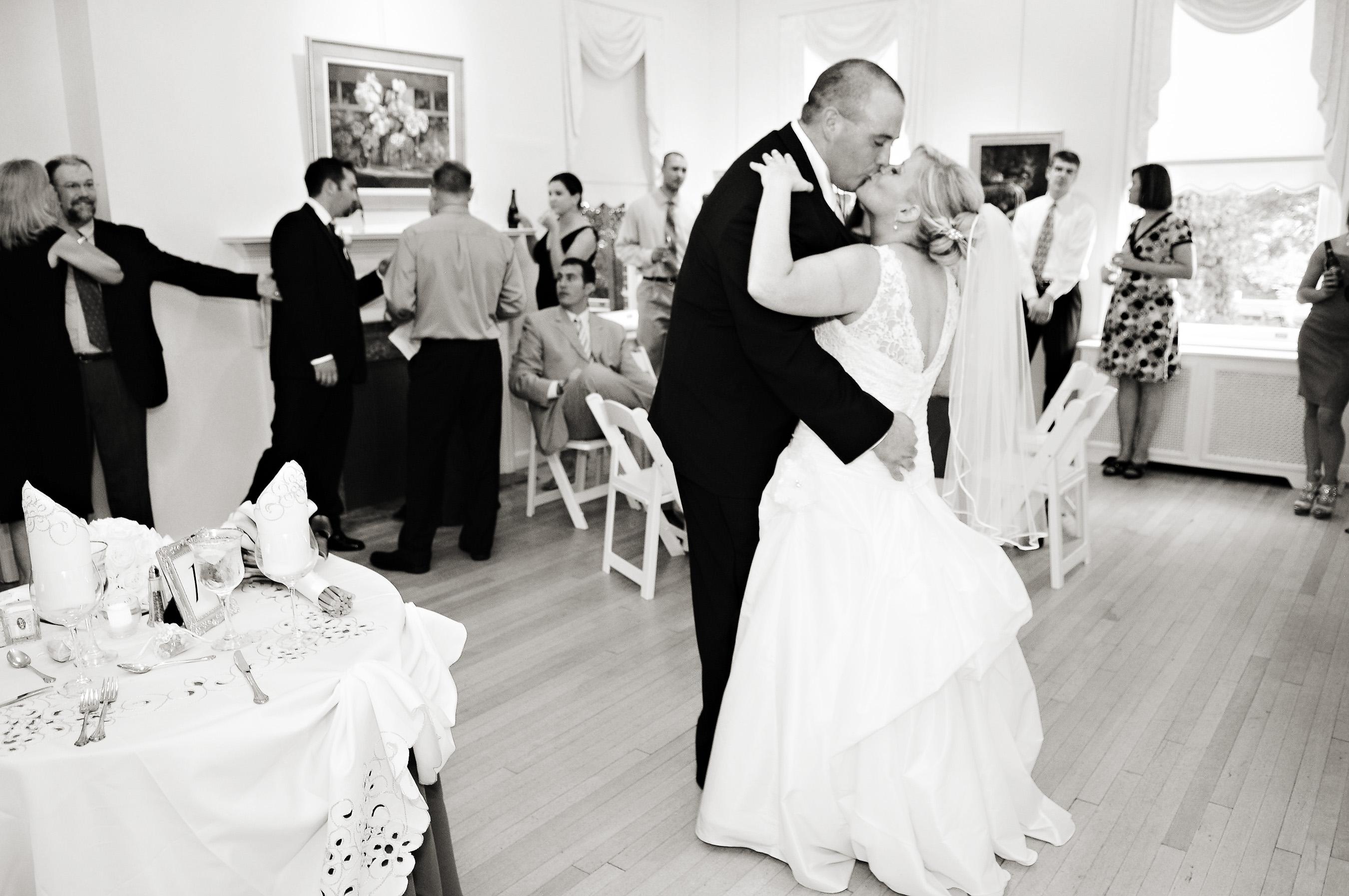 Wedding venue in Gaithersburg, MD, Montgomery County - Kentlands Mansion