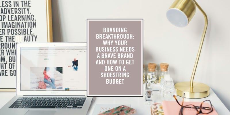 Online Branding Workshop for Business on a Budget