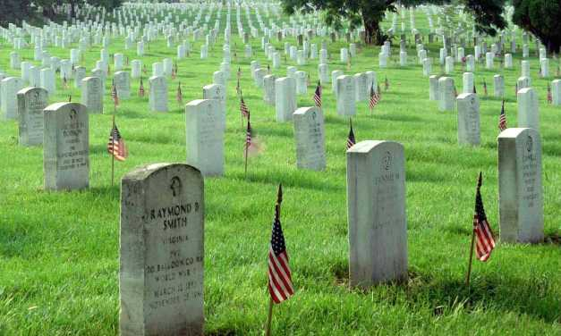 List of Revolutionary Soldiers Buried in Washington DC