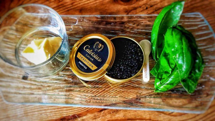 découverte caviar distrilux