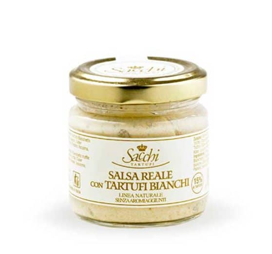 sauce truffes blanche italie
