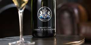 Afterwork initiation dégustation Caviar avec le Champagne Barons de Rothschild @ Estate Gallery, Sofitel de Lyon Bellecour