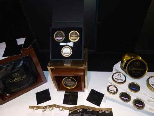 dégustation caviar séminaire entreprise