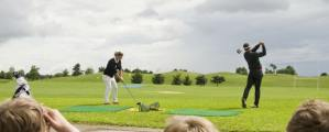 Trophée Golf Bluegreen Chassieu : 18 trous gourmands @ Golf Bluegreen Grand Lyon Chassieu