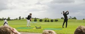 Trophée Golf Bluegreen Chassieu : 18 trous gourmands @ Golf Bluegreen Grand Lyon Chassieu