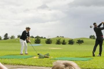 golf bluegreen lyon chassieu, animation golf caviar, distrilux lyon, 18 trous gourmands, Trophée Golf Bluegreen Chassieu dimanche 2 juin 2019