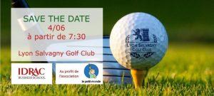 Trophée Golf Idrac 4 juin 2019 : Golf de la Tour de Salvagny @ Lyon Salvagny Golf Club