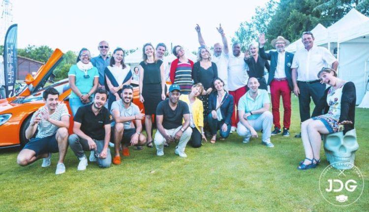 journée des Gentlemen 2019, golf caviar, caviar gentlemen, golf caviar tour de salvagny, charles marron, maison distrilux événement privé caviar