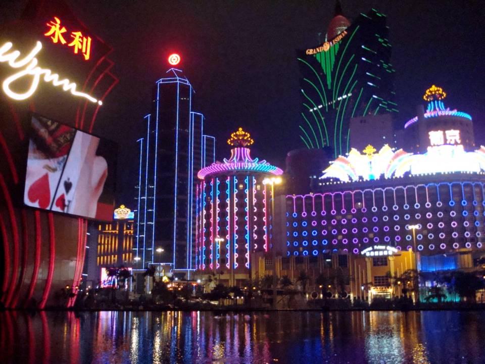 Macau Gambler City