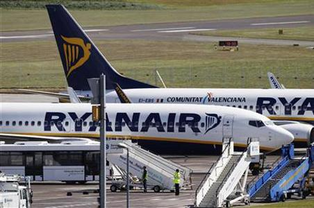 Airports and Ryanair