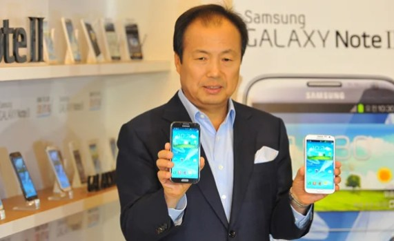 SKOREA-TECHNOLOGY-IT-SMARTPHONE-SAMSUNG-FILES