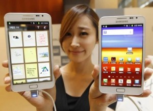 The Samsung Giants are the Pioneers of Todays Smartphone Future