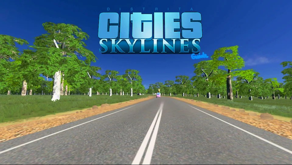 Cities Skylines Guide