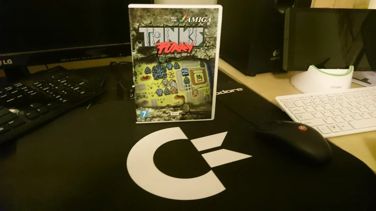 Tanks Furry DVD box design is really nice done
