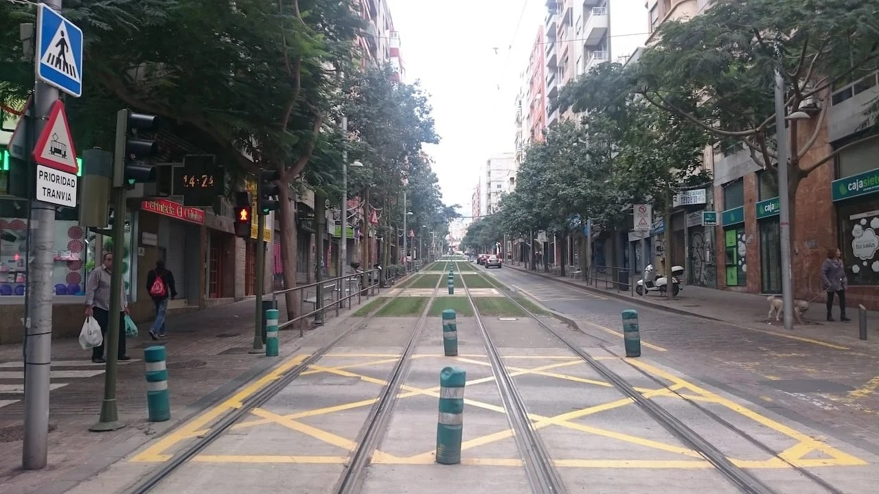 Tramway Solutions from Tranvia de Tenerife